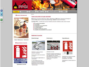 PPGI Prévention Protection Générale Incendie